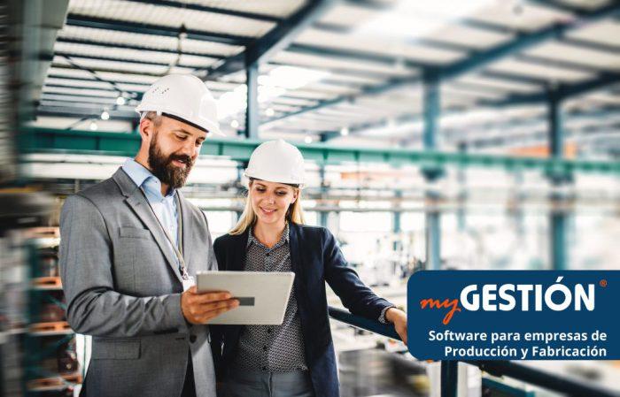 ERP para empresas de Fabricación