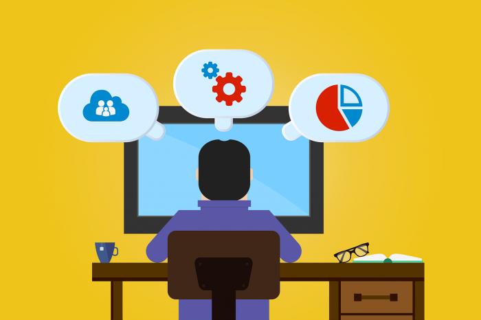 ERP web escritorio