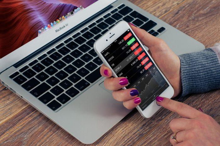 aplicación móvil de gestión empresas
