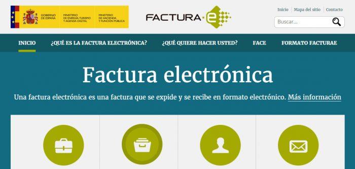 FacturaE ERP